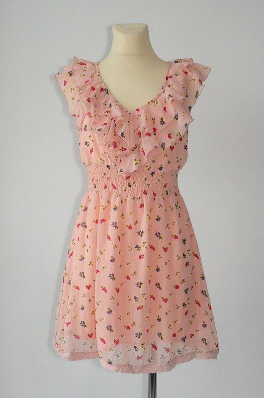 New Look Sukienka W Kwiatki R 36 Vinted Pl Fashion Dresses Wardrobe