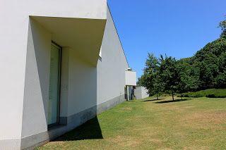 Museu de Serralves, OPorto, Siza Vieira (n. 1933)