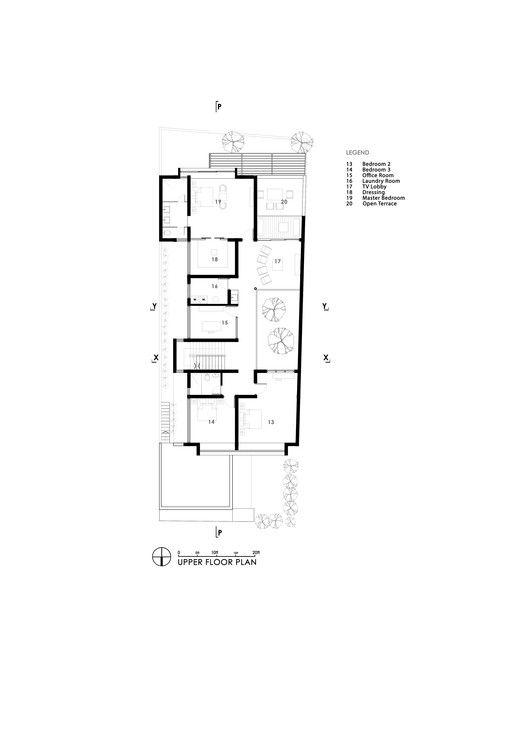 Gallery Of House At Kalalgoda Damith Premathilake Architects 19 In 2020 Architect Architect House House