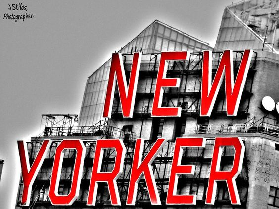 The New Yorker  !!!