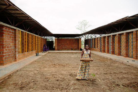 Gallery of Community Primary School for Girls / Orkidstudio - 16