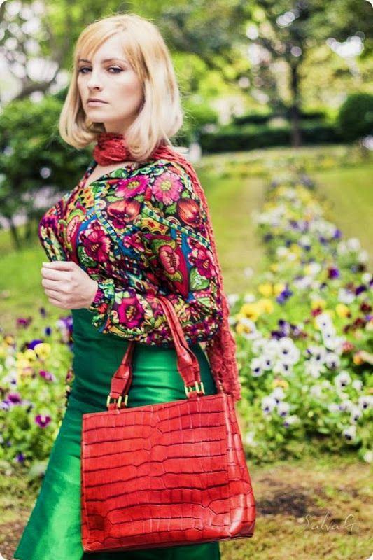 Modelo: Agnieszka Zurek Fotografía: Salvador García Estilimo: Zsa Zsa Zsú.