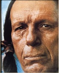 Iron Eyes Cody anti-pollution commercials