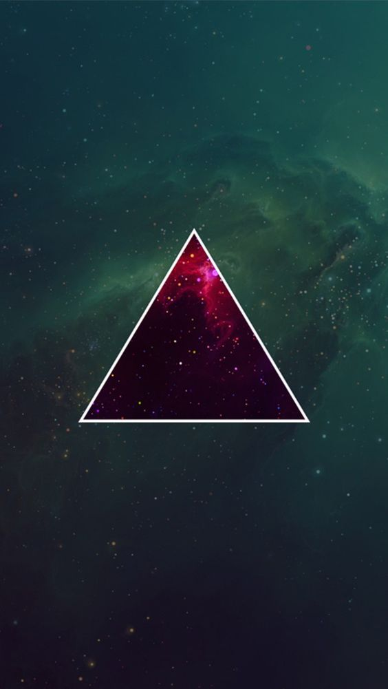 Red Triangle Wallpaper iPhone Wallpapers 4 Pinterest ...