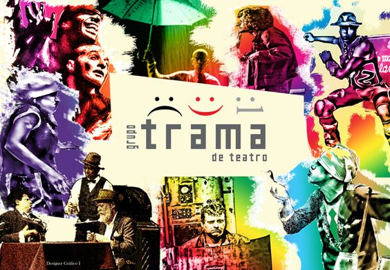 10 anos de trama by Kaká Pimentta, via Behance