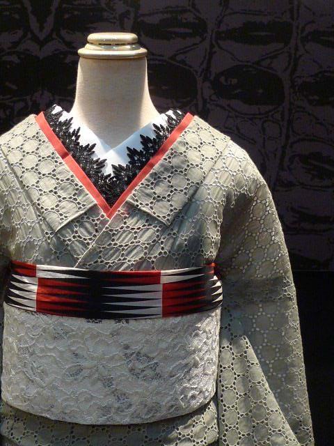 Strawberry Kimono - gleshima: 2011S/S gle縞オリジナル着物【露】 着物オーダーお誂え...