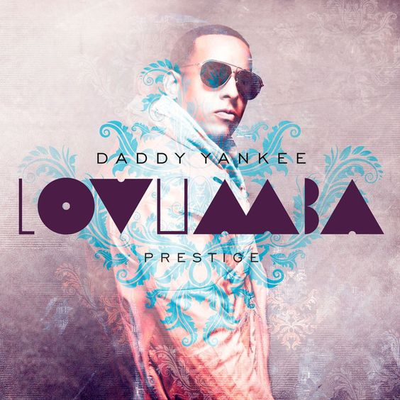 Daddy Yankee – Lovumba (single cover art)