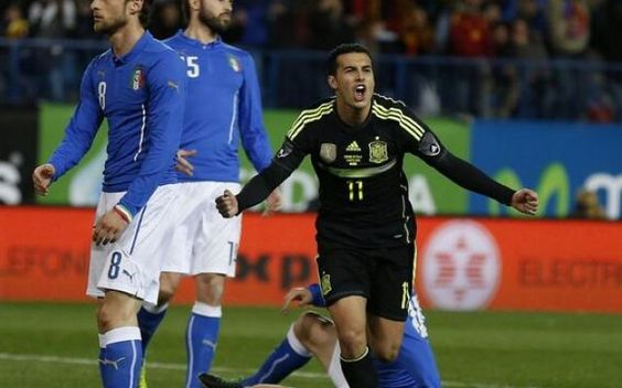 Spagna-Italia vista attraverso i commenti più divertenti (e tecnici) di Twitter #italia # #spagna # #commenti
