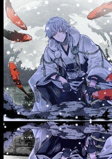 Anime concept art