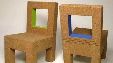 Muebles corcho