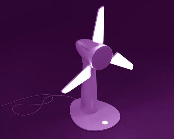 Propellerlamp