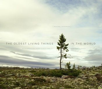 The Oldest Living Things in the World by Rachel Sussman - I gotta have this book