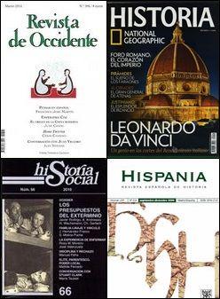 Historia xeral http://kmelot.biblioteca.udc.es/search~S1*gag?/dHistoria+--+Publicaciones+peri{226}odicas./dhistoria+publicaciones+periodicas/-3%2C-1%2C0%2CB/exact&FF=dhistoria+publicaciones+periodicas&1%2C58%2C