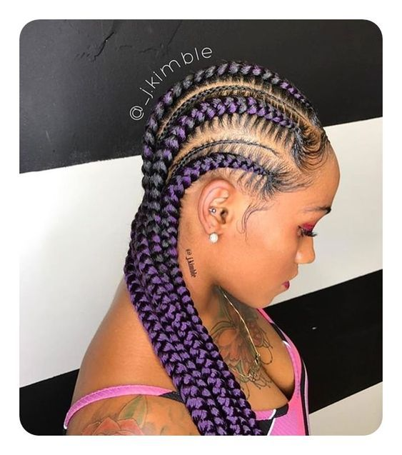 Stitch Braids With Images Braids For Black Hair Braided Hairstyles For Black Women Braid Trends