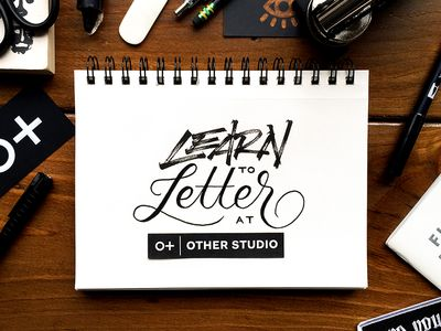Lettering Event
