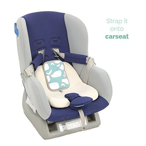Lucky Babys Cooler For Baby Strollers Carseats Keep Baby Cool In