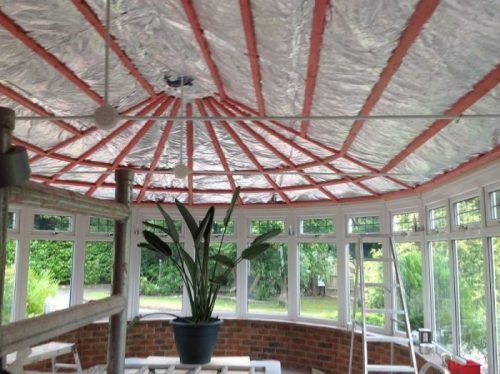 Conservatory Roof Insulation For All Seasons Rundle And Dorey Conservatory Roof Conservatory Roof Insulation Roof Insulation