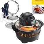 VonShef Premium Halogen Oven Cooker with Heat Resistant Basket 12 litre Capacity in Black Free 2 Year Warranty - 30.98 Delivered @ Amazon (Sold by Domu UK)