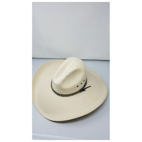 Tom Mix Old West Natural Western Hat With Gus Crown Item 114plown In 2020 Western Hats Old West Abilene Boots