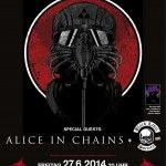 Alice In Chains and Black Sabbath in Germany