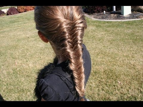 Remarkable Fishtail Braids And French Braids On Pinterest Short Hairstyles Gunalazisus