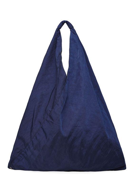 MM6 by Maison Martin Margiela / Triangle Bag  |   La Garçonne | La Garconne