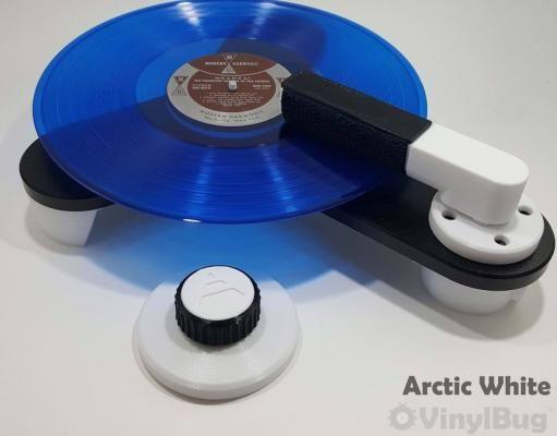 Vinylbug 3d Printed Vinyl Record Vacuum Cleaner Vinyl Record Cleaning Cleaning Vacuum Cleaner Vinyl Records