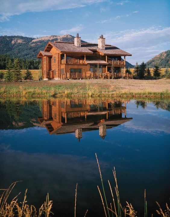 South fork lodge snake river idaho wow what a fishing for Idaho fly fishing lodges