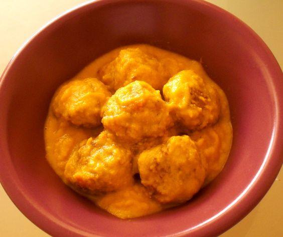 Recetas y consejos para vivir mejor: Albóndiga de tofu y calabacín