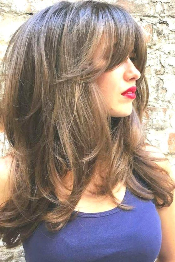 The Best Layered Hairstyle With Pony For Woman Hairstyle Fix Hair Styles Layered Hair Cute Hairstyles Updos