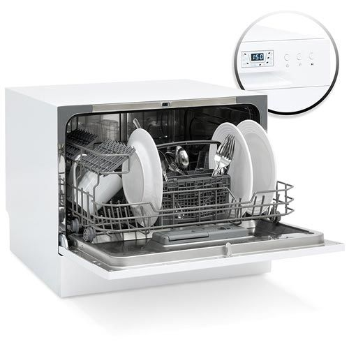 Top 9 Best Countertop Dishwashers Portable Dishwasher Small