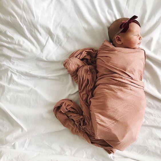 Sleeping beauty. ☁️☁️☁️ @laura_collard #sollyswaddle