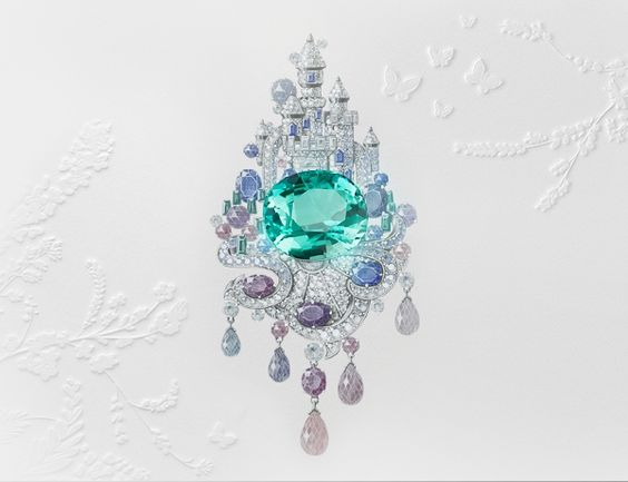 High Jewelry, Place Vendôme since 1906 - Van Cleef & Arpels