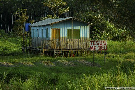 Casas da Amazônia