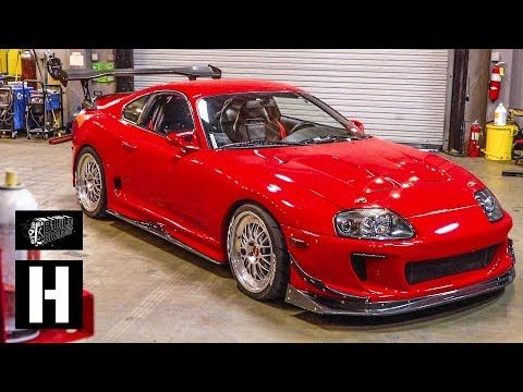 730hp Mk4 Supra Single Turbo Jdm Madness Youtube In 2020 Jdm Turbo Toyota Supra