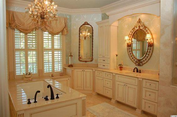 Luxury Bathroom in Myrtle beach