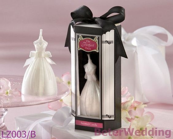 32pcs Free Shipping Personalized Wedding Dress Scented Candle Favours LZ003/B     Ideal Small Gifts For Your Unique Occasion 上海倍乐礼品Shanghai Beter Gifts CO Ltd ; http://www.aliexpress.com/store/product/Free-Shipping-12pcs-Palm-Tree-Candy-Box-Festive-Party-Supplies-TH014/513753_652662163.html #candles #Gifts #bébé #candlefavors #favours #baby #candleholders #weddingcandle #favorboxes #candyboxes #weddingdecoration #partydecoration #tabledecoration