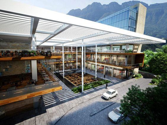 Visualiza tu negocio en Chroma Plaza Comercial, contarás con una ubicación privilegiada en San Pedro.