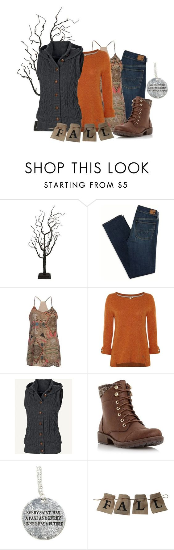 """""""Random"""" by echomariejuliet ❤ liked on Polyvore featuring Fantastic Craft, American Eagle Outfitters, White Stuff, Fat Face and Head Over Heels by Dune"""