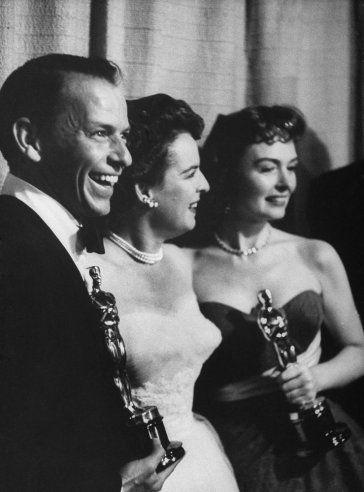 Frank Sinatra. Melhor Ator Coadjuvante  de 1953.