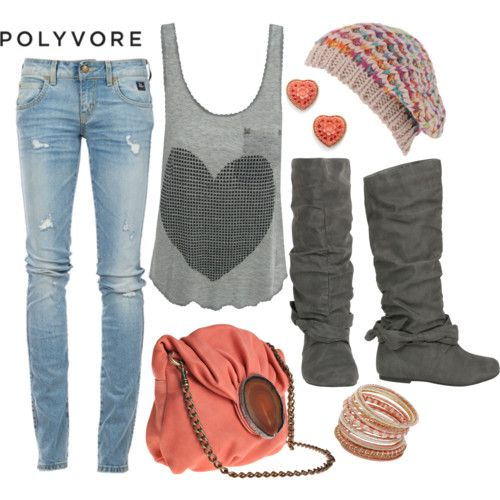 I would totally wear this. xx (: