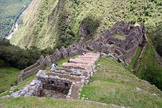Inca road system                                                       …