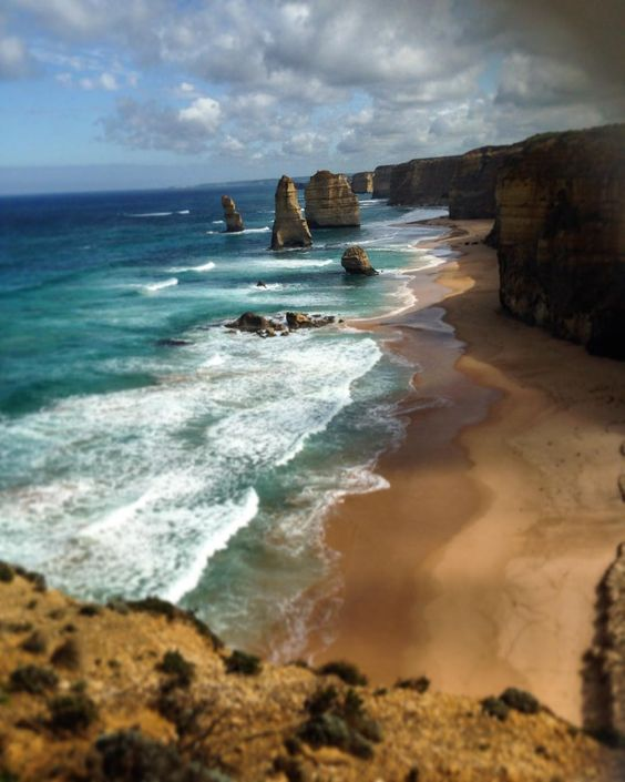 #greatoceanroad #12apostles by whatnousername http://ift.tt/1ijk11S