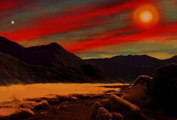 Resultado de imagen para kepler 186f