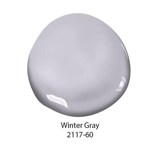 Winter Paint Colors: Paint Colors, World And Colors