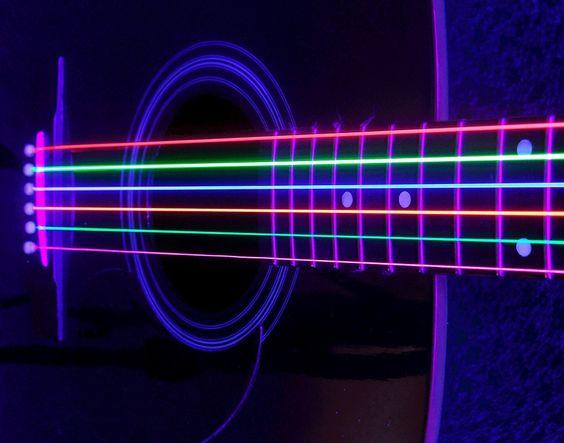 violão luz - Pesquisa Google