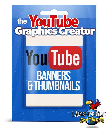 Laughingbird Software's Youtube Banner and Channel Graphics ...
