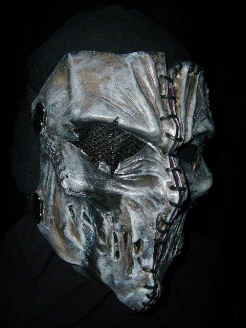 Facebook latex masks group