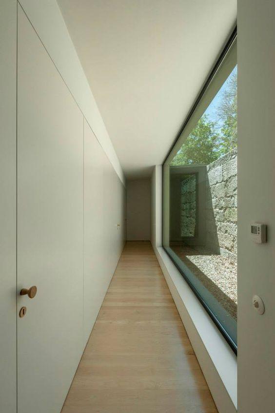 Casa NP (NP House) 2013 - Concluída Vista interior  photo © #ArménioTeixeira design © #NOARQ, #JoséCarlosNunesdeOliveira