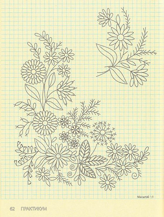 beautiful design hand embroidery: